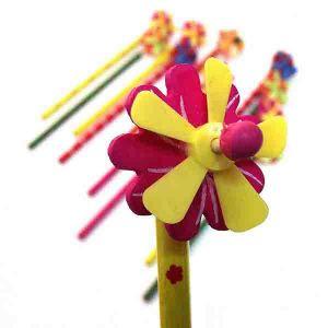 "Набор карандашей  ""Цветы""  12шт"