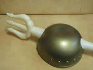Шлем Викинга с трезубцем