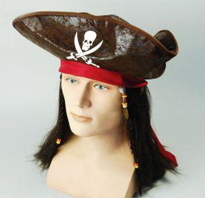 Шляпа карибского пирата