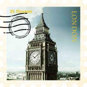 """Магнит """"London"""""""