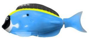 Роборыбка-гребешок светящаяся (синяя)