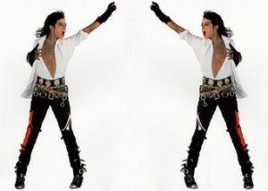 Обложка на паспорт Майкл Джексон