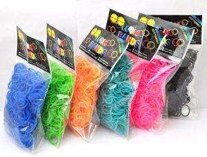Набор резинок для плетения Loom Bands (200)