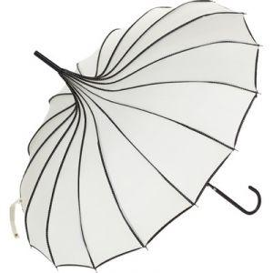 Зонт фигурный БЕЛЫЙ