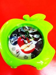 """Часы """"Яблоко"""" (10 см.)"""