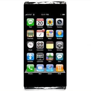 Шоколадка iPhone