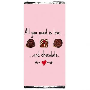 Шоколадка All You need