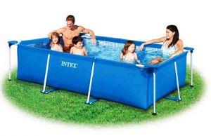 Каркасный бассейн 260х160х65см, INTEX