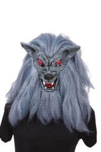 Волк с серой гривой