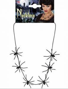 Ожерелье из паучков
