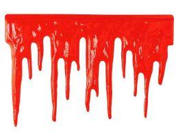 """Декорация """"Кровь"""" на стену"""