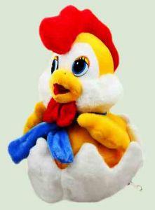 Курица - мешок для сладостей