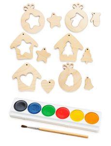 Набор Елочные игрушки