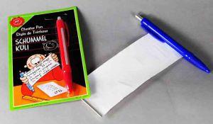 Шпионский набор (ручка с кубиками)