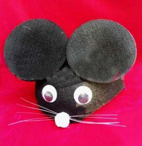 Шапочка мышки