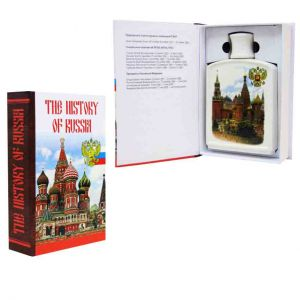 """The History of Russia"" (С изображением герба РФ)"