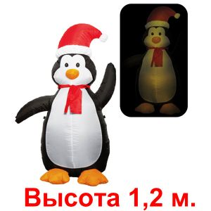 """Надувная фигура «Пингвин"""""""