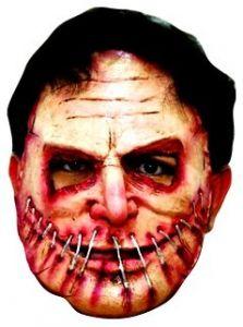 Маньяк зашитый рот