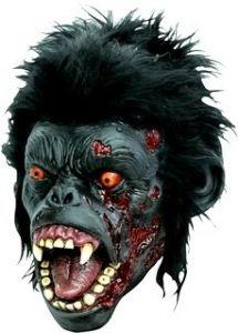 Обезьяна-Зомби