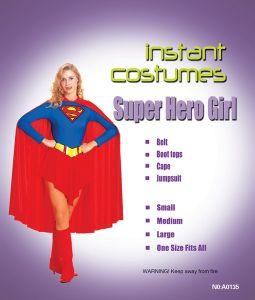 Платье Супергероини