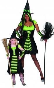 Костюм Зеленая ведьма