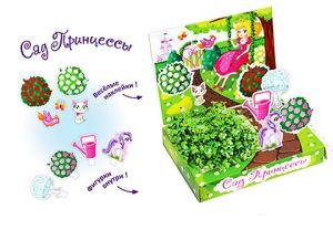 Набор для выращивания Сад принцессы