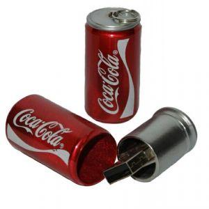 Флешка Банка Coca-cola
