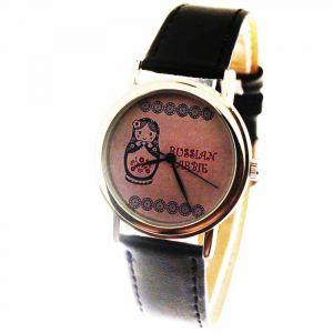 Прикольные наручные часы Russian Barbie