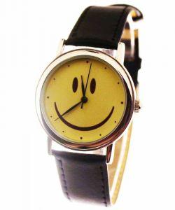 Прикольные наручные часы Smile