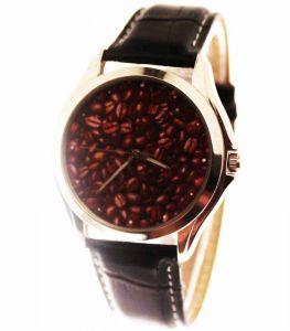 Прикольные наручные часы Кофе