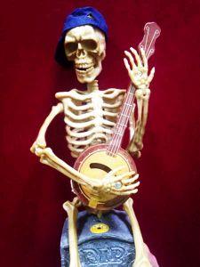 Скелет Бродяга