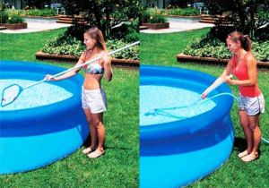 Набор для чистки бассейна, INTEX