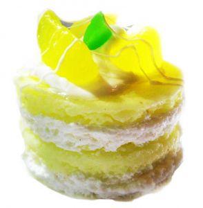 """Мыло-пирожное """"Пирожное лимонное"""""""