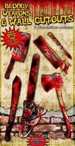 Оружие кровавое