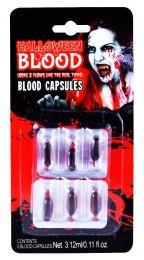 Капсулы с кровью 6 шт.