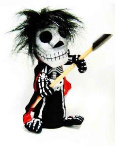 Скелет-музыкант