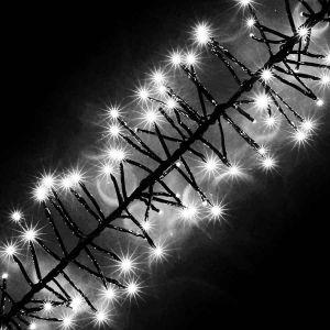 Спираль белая, 180 светодиодов