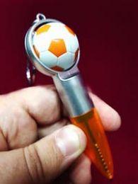 Брелок Ручка с футбольным мячом